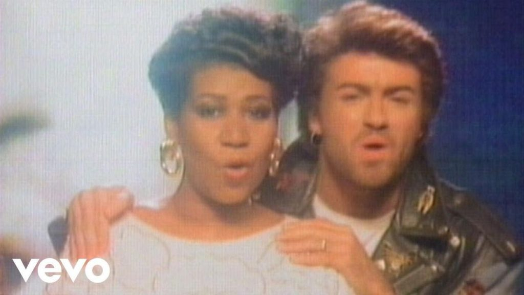 Duet with Aretha Franklin Won a Grammy Award