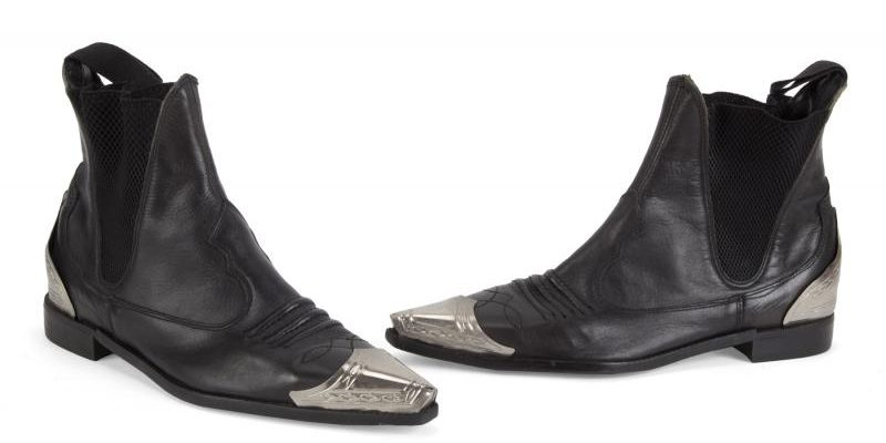 George Michael's boots