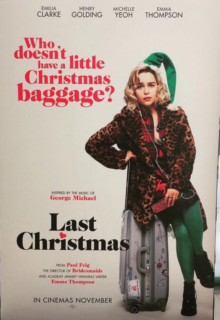 Last Christmas Film.George Michael S Music In The Last Christmas Movie