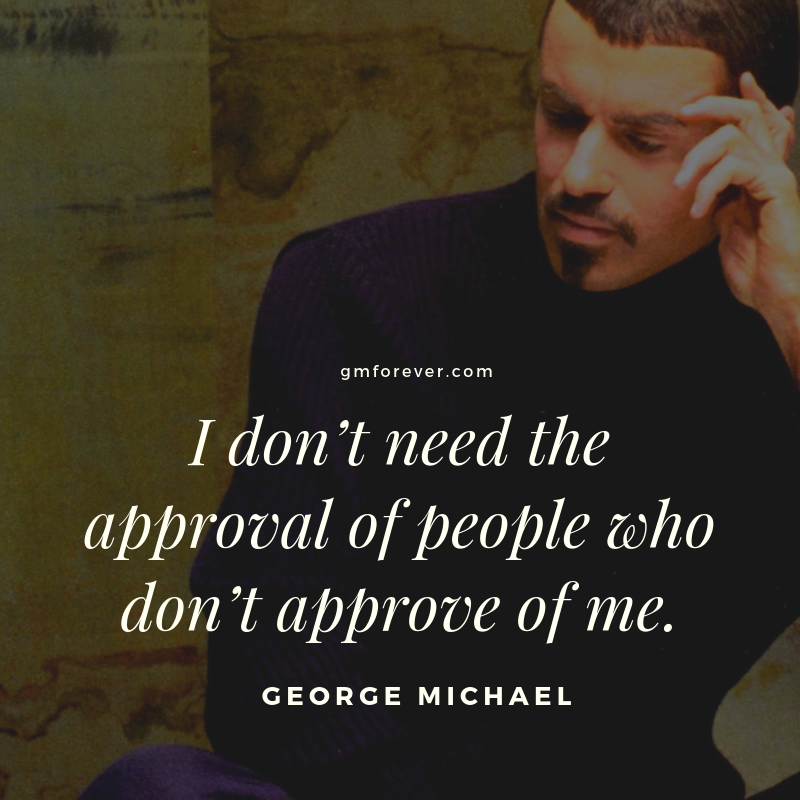 Top 10 Life Lessons from George Michael