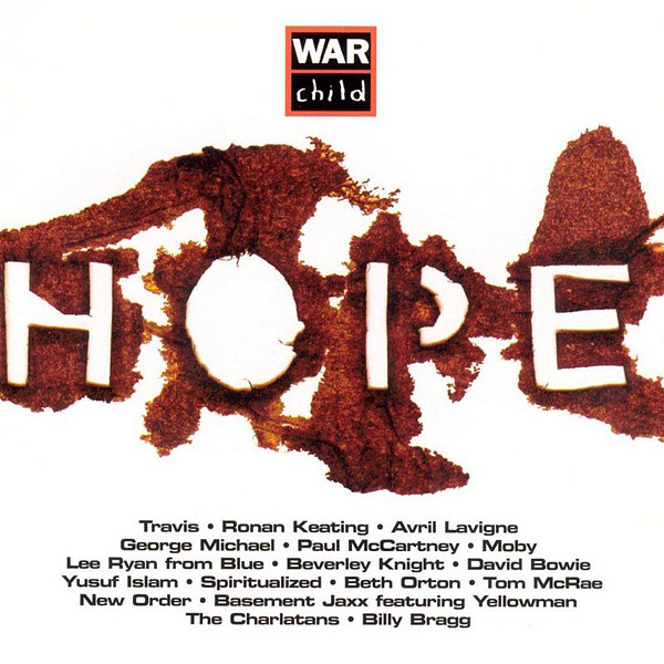 Release of Charity Compilation Album 'Hope'