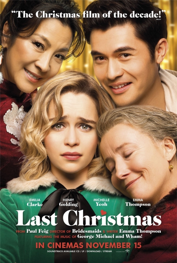 Release of the Last Christmas Movie