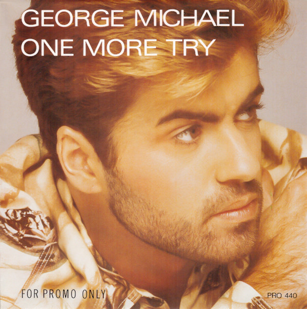 "George Michael's song ""One More Try"