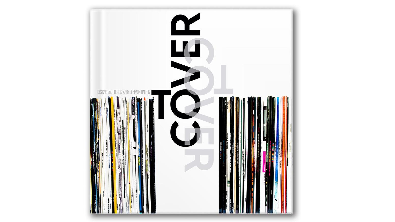 Simon Halfon Cover to Cover book