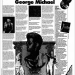 More than 20 things you'll  need to know about George Michael (The Observer, 1991)